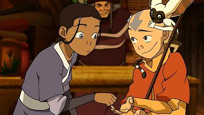 Avatar: The Last Airbender - The Waterbending Scroll