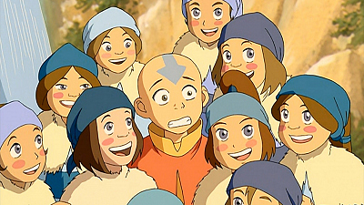 Avatar: The Last Airbender - The Warriors of Kyoshi