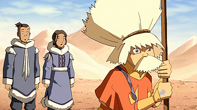 Avatar: The Last Airbender - The King of Omashu