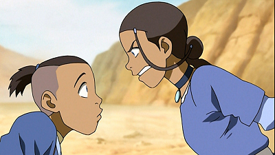 Avatar: The Last Airbender - Imprisoned