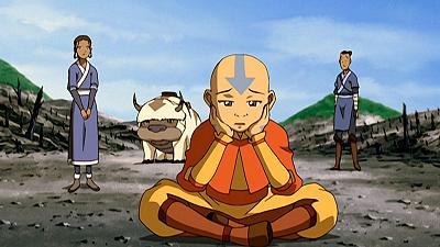 Avatar: The Last Airbender - Winter Solstice Part 1: The Spirit World