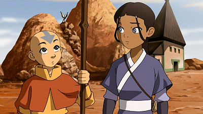 Avatar: The Last Airbender - The Great Divide