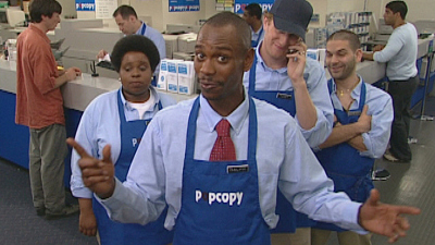 Chappelle's Show - PopCopy & Clayton Bigsby
