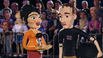 Celebrity Deathmatch - Paris Hilton vs. Nicole Richie, Bam Margera vs. Tony Hawk, Bam Margera vs. Don Vito