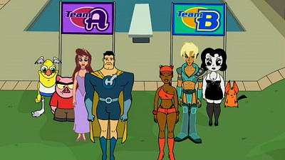 Drawn Together - Requiem For A Reality Show