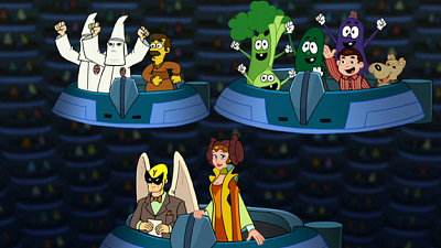 Drawn Together'
