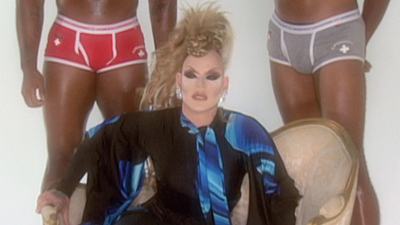 RuPaul's Drag Race - Mac/Viva Glam Challenge
