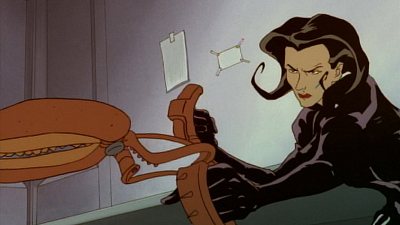 Aeon Flux - Ether Drift Theory