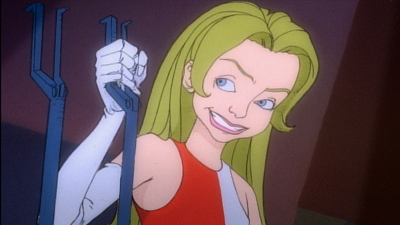 Aeon Flux - The Purge