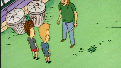 Beavis and Butt-Head - The Mike Judge Collection 102