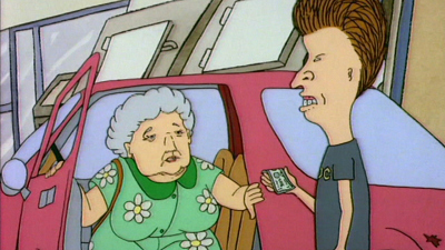 Beavis and Butt-Head - The Mike Judge Collection 107