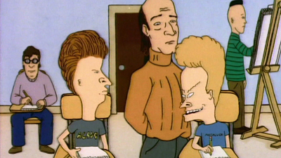 Beavis and Butt-Head - The Mike Judge Collection 105