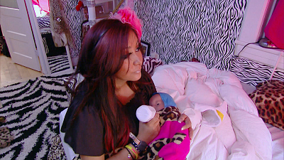 Snooki & JWOWW - My Baby is Boring!