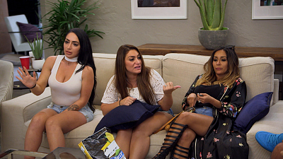 Jersey Shore: Family Vacation - Meatball Training Day