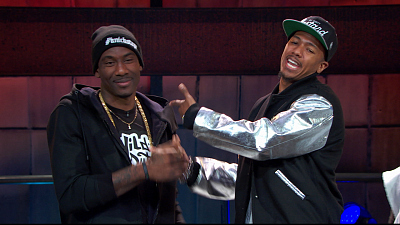Nick Cannon Presents: Wild 'N Out - Stoudemire/Macklemore & R. Lewis
