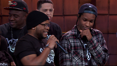 Nick Cannon Presents: Wild 'N Out - A$AP Rocky