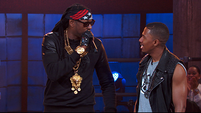 Nick Cannon Presents: Wild 'N Out - 2 Chainz and Lil Duval.