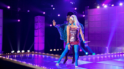 RuPaul's Drag Race All Stars - RuPaul's Gaff-In