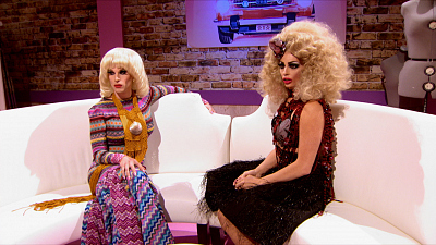 RuPaul's Drag Race All Stars - Family That Drags Together