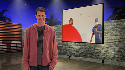 Tosh.0 - July 16, 2009 - Balloon Guy Bill