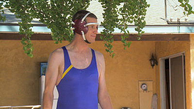 Tosh.0 - October 15, 2009 - Backyard Wrestler