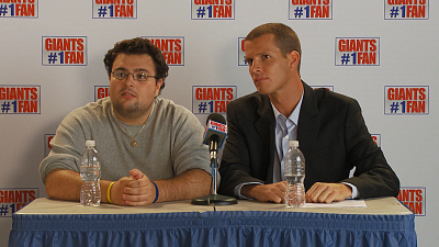 Tosh.0 - October 22, 2009 - Crying Giants Fan