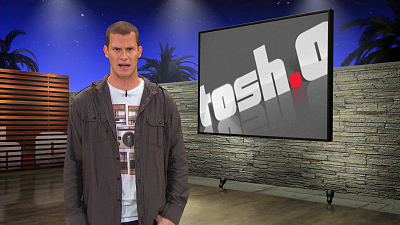 Tosh.0 - February 10, 2010 - Average Homeboy