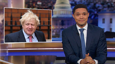 The Daily Show with Trevor Noah: Global Edition - Week of June 6, 2019 - Randall Park