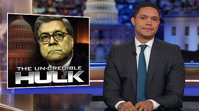 The Daily Show with Trevor Noah: Global Edition - Week of April 29, 2019 - Chelsea Handler