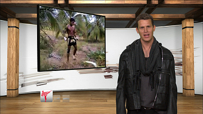 Tosh.0 - January 31, 2012 - How to Get European Men