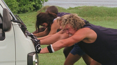 The Challenge - Rookie Moves