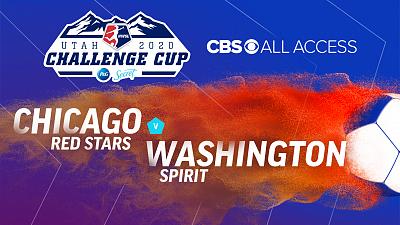 National Women's Soccer League - Match Replay: Chicago Red Stars vs. Washington Spirit