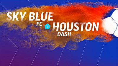 National Women's Soccer League - Match Replay: Sky Blue FC vs. Houston Dash