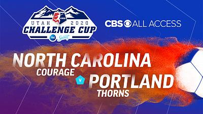National Women's Soccer League - Match Replay:  North Carolina Courage vs. Portland Thorns