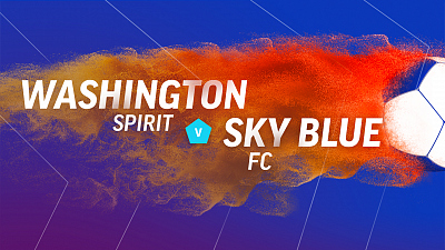 National Women's Soccer League - Match Replay: Washington Spirit vs. Sky Blue