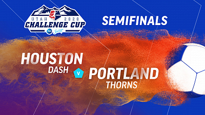 National Women's Soccer League - Match Replay: Portland Thorns vs. Houston Dash