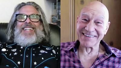 "Star Trek: Picard - Star Trek: Picard -  Patrick Stewart And Michael Chabon Break Down ""Nepenthe"" (Season 1, Episode 7)"