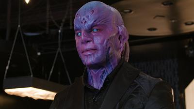 Star Trek: Picard - Inside The Making Of Picard's Many Aliens