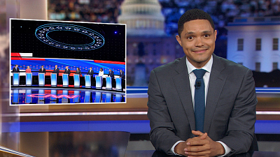 The Daily Show with Trevor Noah: Global Edition - Week of July 29, 2019 - 2020 Democratic Primary Debate 2