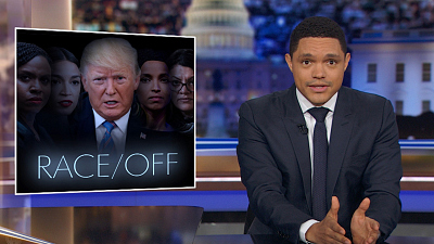 The Daily Show with Trevor Noah: Global Edition - Week of July 15, 2019 - Dapper Dan