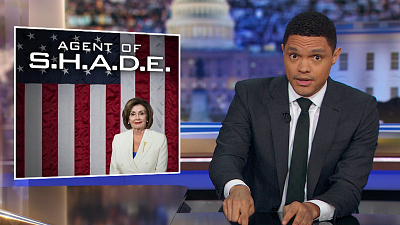 The Daily Show with Trevor Noah: Global Edition'