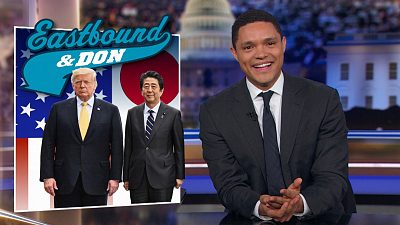 The Daily Show with Trevor Noah: Global Edition - Week of May 27, 2019 - Jill Biden