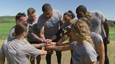The Challenge: Champs vs. Stars - Settling the Scores
