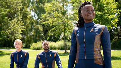 Star Trek: Discovery - People of Earth