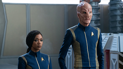 Star Trek: Discovery - Die Trying