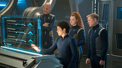Star Trek: Discovery - Terra Firma, Part 1