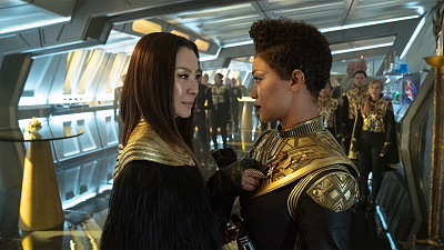 Star Trek: Discovery - Terra Firma, Part 2