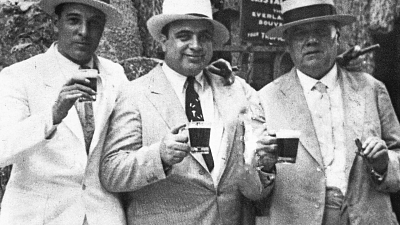 Drinks, Crime and Prohibition - Gangsters and G-Men