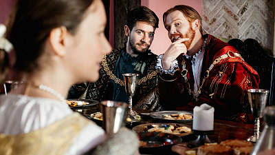Private Lives of the Monarchs - King Henry VIII