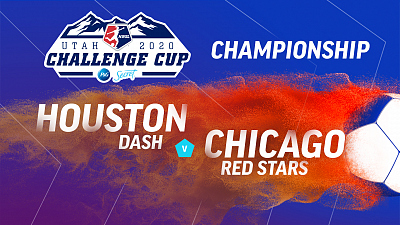 National Women's Soccer League - Match Replay: Houston Dash vs. Chicago Red Stars